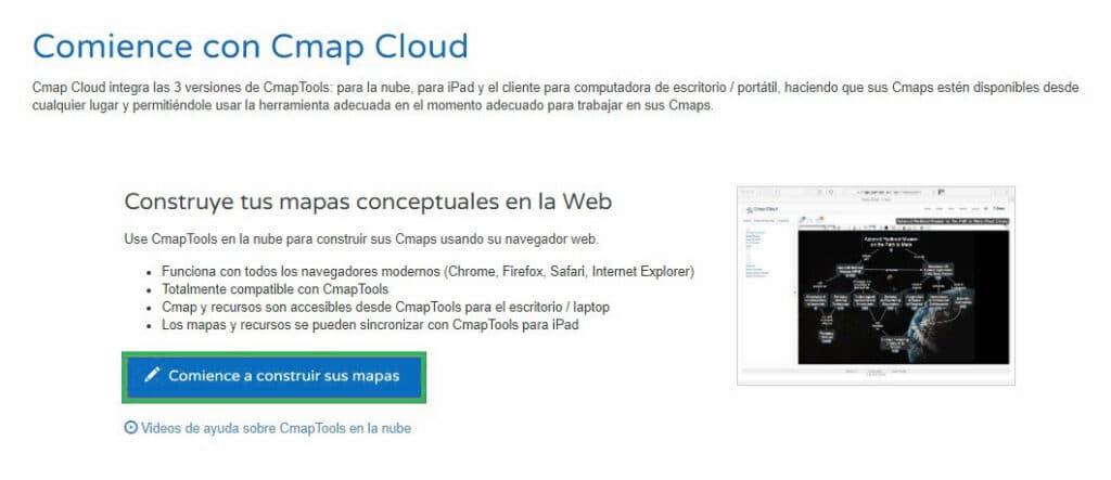 cmap cloud gratis